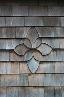 BuildingBlox: White Cedar shingles- Great siding choice