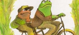 """Frog and Toad"""
