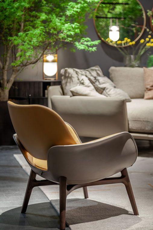 Martha Armchairs By Roberto Lazzeroni Poltrona Frau Luxury Furniture Design Furniture Design Furniture