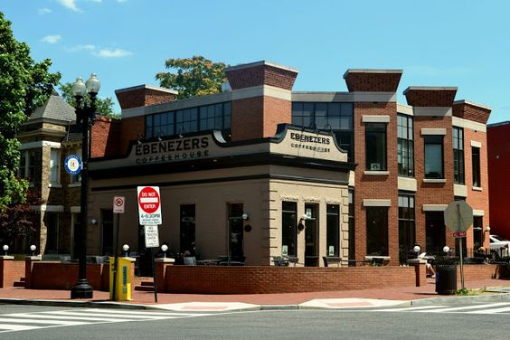 Ebenezers Coffeehouse,  F & 2nd NE, Washington DC