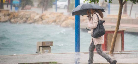 Unwetterwarnung für Mallorca und Menorca