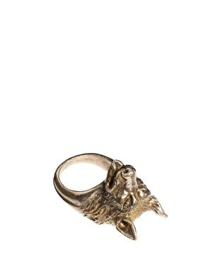 Deadrise Wolf Ring