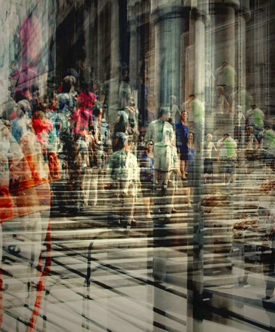 """Experimental cityscape photography by Stephanie Jung – al pictures taken in Berlin."""