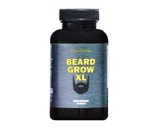 Beard Grow XL Vitamins