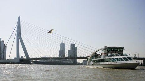 Tour du port de Rotterdam | Spido
