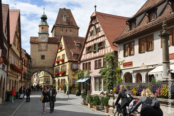rothenburg ob der tauber   Rothenburg ob der Tauber - Rothenburger Highlights