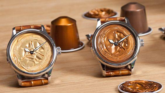 Nespresso watch