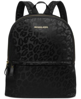 MICHAEL Michael Kors Animal Jacquard Backpack, a Macy\u0026#39;s Exclusive Style | MK | Pinterest | Back to, For her and Animals