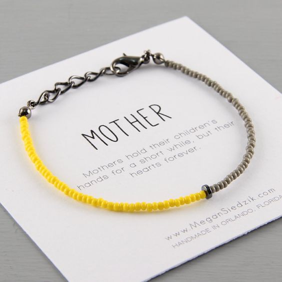 Hey, I found this really awesome Etsy listing at https://www.etsy.com/listing/216218973/mother-bracelet-mothers-day-gift-simple