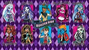 Monster hogh