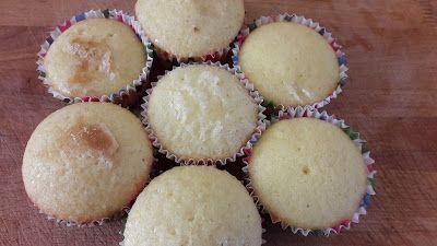 süßes, pikantes, klassisches und origenelles Essen: Muffin Grundteig