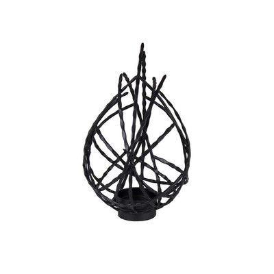 SagebrookHome Twig Metal Tealight Holder Size: