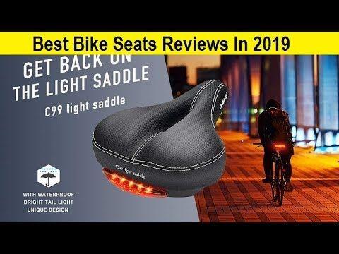 Top 3 Best Bike Seats Reviews In 2019 Bike Seat Cool Bikes