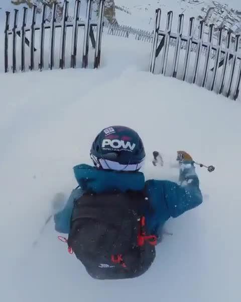Powder Ski Video Alps Europe Doesn T Have Lawyers Skiing Video Powder Skiing Ski Trip