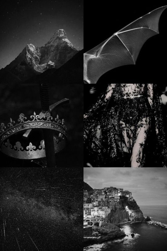Prythian Court Aesthetics The Night Court High Lord Rhysand High