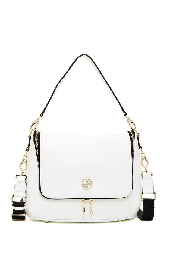 Alixandra Leather Handbag by Segolene En Cuir on @nordstrom_rack