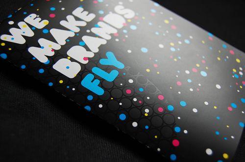 FLY promotion by Tim Hansen, via Behance