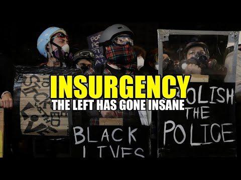 Insurgency The Left Has Gone Insane Youtube In 2020 Going Insane Insurgent Has Gone