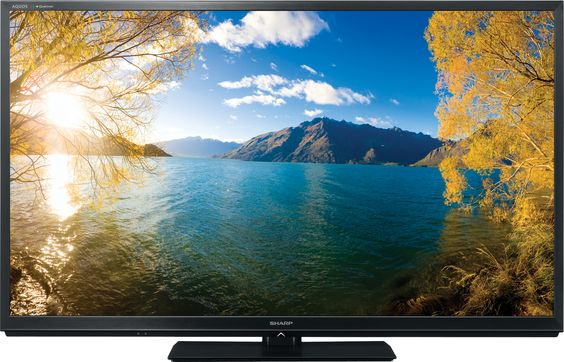 "Sharp 80"" 3D 1080p LED TV"