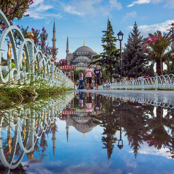 """@kyrenian's photo: """"Sultanahmet, Istanbul Photo by dear @abulfadhl  Check his feed for more"""""""