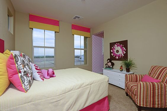When you have a growing girl, you know she needs a lot of space ~ find it in the Revere at the Bridges at Gilbert.