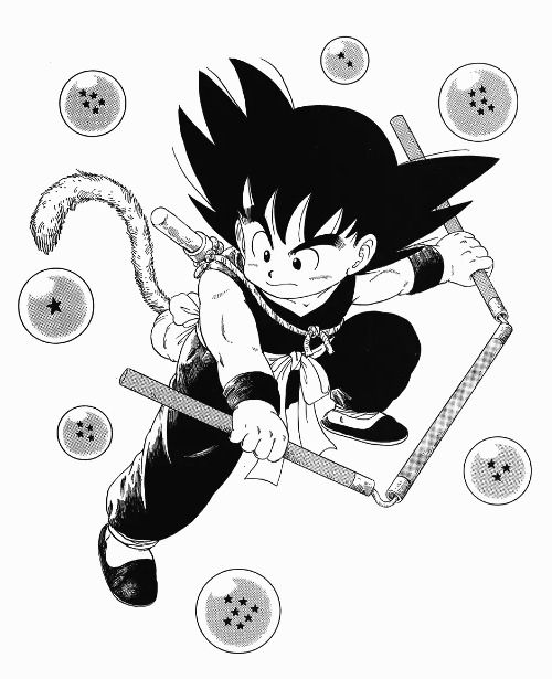 Wonder Boy Son Goku Dragon Ball Anime Dragon Ball Z