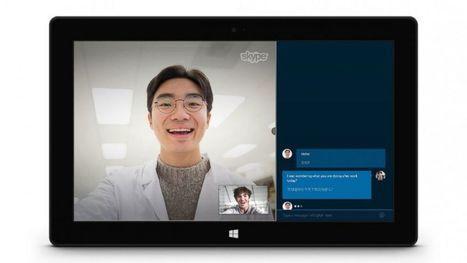Skype Translator Now Fluent in Mandarin Chinese, Italian | Mathematics learning | Scoop.it
