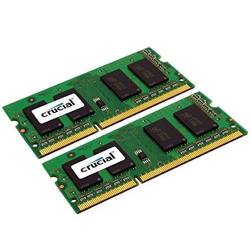 Crucial 8 GB (4 GB x 2) DDR3 1066 MT/s (PC3-8500) SODIMM 204-Pin Memory Kit No description (Barcode EAN = 5054533192355). http://www.comparestoreprices.co.uk/december-2016-4/crucial-8-gb-4-gb-x-2-ddr3-1066-mt-s-pc3-8500-sodimm-204-pin-memory-kit.asp