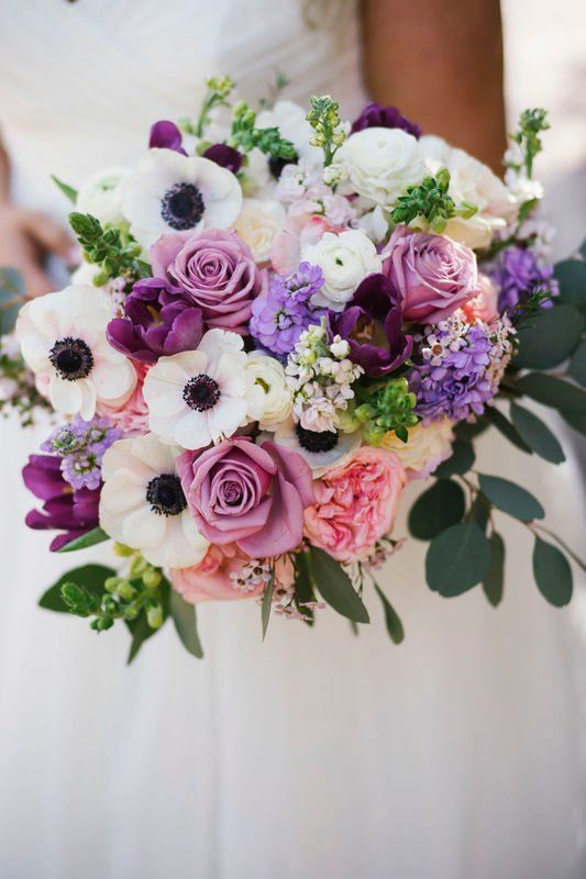 Spring Wedding Bouquet Idea White Purple Pink Weddingbouquet Juliet Le Fleu Spring Wedding Bouquets Diy Wedding Bouquet Fake Flowers Diy Wedding Bouquet