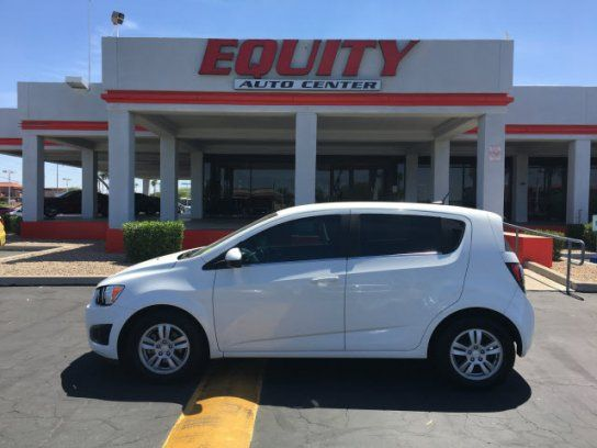 Hatchback 2014 Chevrolet Sonic Lt Hatchback With 4 Door In Phoenix Az 85023 Chevrolet Sonic Chevrolet