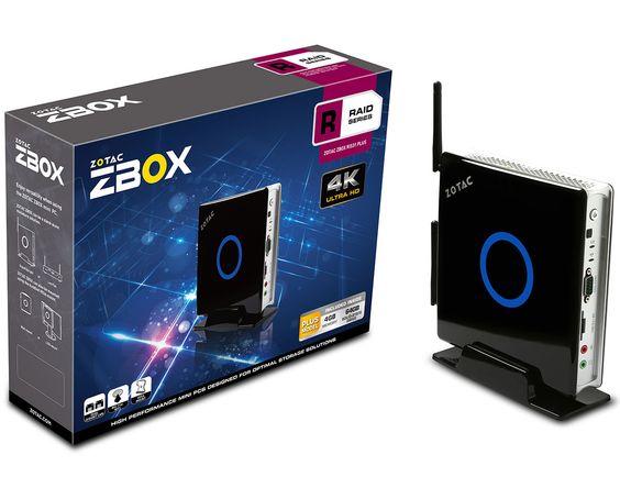 ZOTAC Announces ZBOX R-Series Mini-PCs