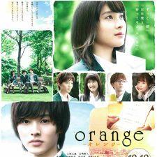 Phim Orange - Bức Thư Đến Từ Tương Lai - Live Action