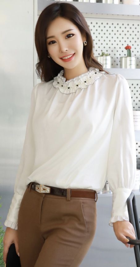Trendy Shirts Blouses
