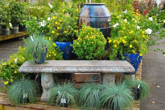 Gc display merchandising ideas pinterest gardens for Garden design ideas toronto