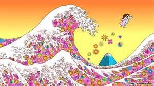 japanese waves drawings - - Yahoo Image Search Results