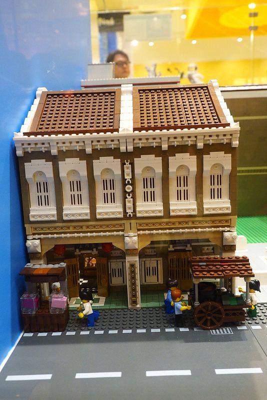 Lego Certified Store Pavillion Kuala Lumpur 2020 建築