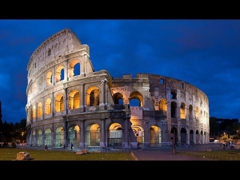 Ancient Roman Architecture and Hydraulic Engineering