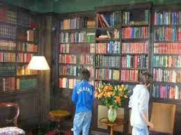 Librería Scarthin Books en Cromford (Gran Bretaña)