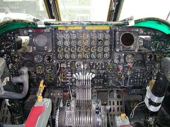 image result for b52 cockpit iconic b 52 usaf