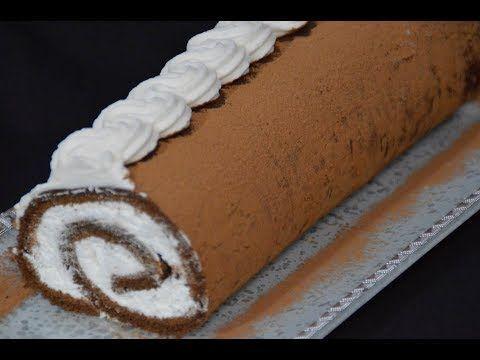 بسكوي رولي شوكولا راقي و رائع من قناة لك Biscuit Roule Youtube Biscuitroule بسكوي رولي شوكولا راقي و رائع من قناة ل Biscuits Schwarzwalder Kirschtorte Cake