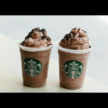 #secretmenu Cookies & Cream / Oreo Frappuccino