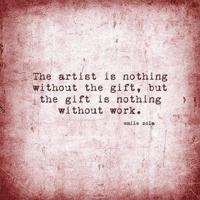 art, artist, gift, photography, quote