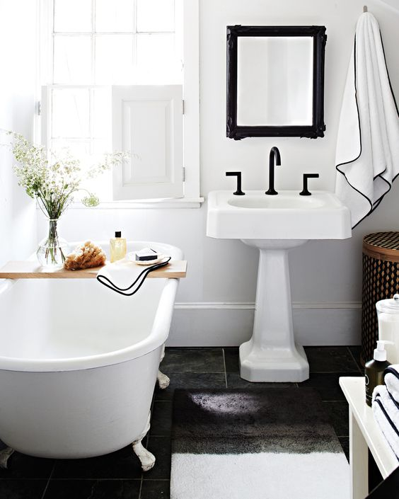 Pinterest the world s catalog of ideas for Martha stewart bathroom designs