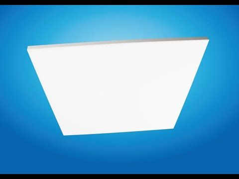 Frameless Led Panel Light Design And How To Install For Wall And Ceiling Lighting Led Panel Light Led Panel Ceiling Lights
