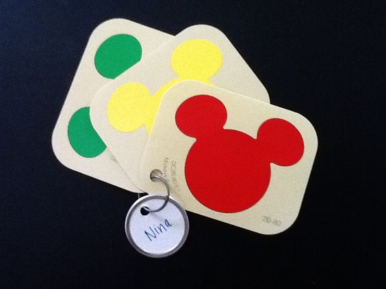 """""""stoplight"""" system for self-monitoring comprehension and/or working independently.  Can hang on the wall or hook and loop fabric by tables."""