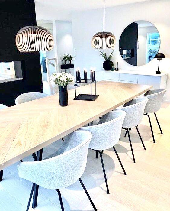 Pinterest Ivy Inspirations Dining Room Design Inspiration Modern