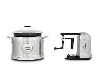 KitchenAid® 4-Qt. Stainless-Steel Multi-Cooker & Stir Tower #williamssonoma