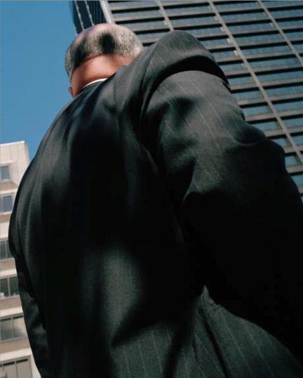 Ron Jude - executive model