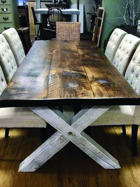 Suitable Farm Table Kitchen St Pete To Inspire You Farmhouse Dining Room Farmhouse Dining Farmhouse Dining Table