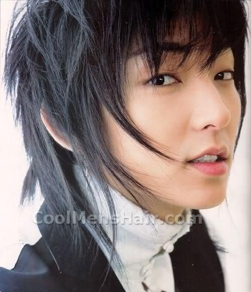 Korean Japanese Heartthrob Celebrities Are Famous For Their Cool Hairstyles Among Asian People Choose Yo Japanese Hairstyle Korean Hairstyle Asian Long Hair